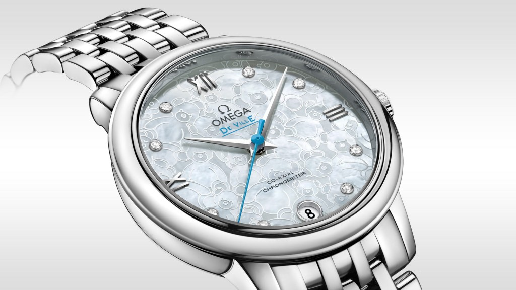 omega-de-ville-fake-orbis-white-mother-of-pearl-dials-teddy-bears