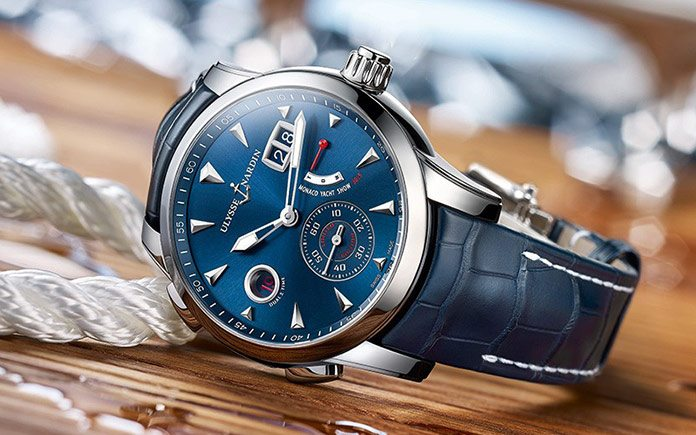 Ulysse Nardin Dual Time Manufacture Monaco Yacht