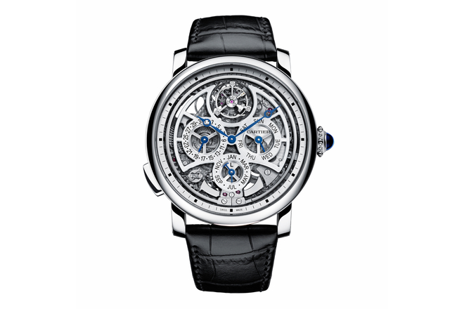 Cartier Grande Complication